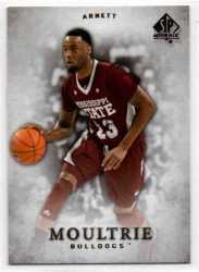 2012-13 SP Authentic #30 Arnett Moultrie