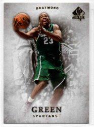 2012-13 SP Authentic #33 Draymond Green