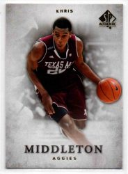 2012-13 SP Authentic #35 Khris Middleton