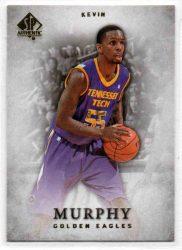 2012-13 SP Authentic #39 Kevin Murphy