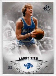2013-14 SP Authentic #10 Larry Bird
