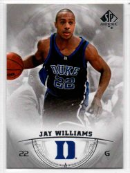 2013-14 SP Authentic #16 Jay Williams