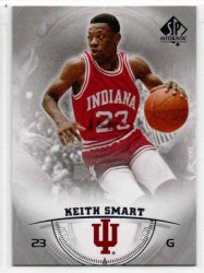 2013-14 SP Authentic #17 Keith Smart