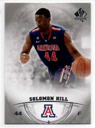 2013-14 SP Authentic #24 Solomon Hill