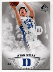 2013-14 SP Authentic #25 Ryan Kelly
