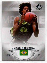 2013-14 SP Authentic #29 Lucas Nogueira