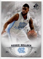 2013-14 SP Authentic #44 Reggie Bullock