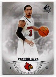 2013-14 SP Authentic #45 Peyton Siva