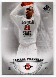 2013-14 SP Authentic #48 Jamaal Franklin