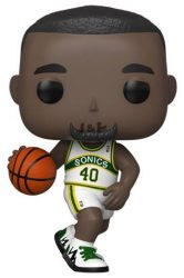 FUNKO POP! NBA Basketball Legends: Shawn Kemp - Seattle Supersonics (home) - műanyag figura