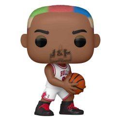 FUNKO POP! NBA Basketball: Dennis Rodman (Bulls Home) - műanyag figura
