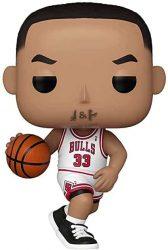 FUNKO POP! NBA Basketball: Scottie Pippen (Bulls Home) - műanyag figura