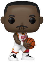 FUNKO POP! NBA Basketball Legends: Hakeem Olajuwon (Rockets Home) - műanyag figura
