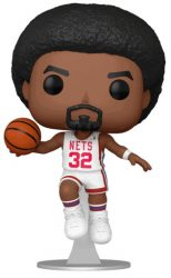 FUNKO POP! NBA Basketball Legends: Julius Erving (Nets Home) - műanyag figura