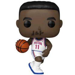 FUNKO POP! NBA Basketball Legends: Isiah Thomas (Pistons Home) - műanyag figura