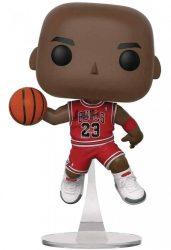 FUNKO POP! NBA Basketball: Michael Jordan (Red Jersey)
