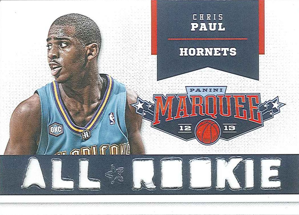 All-Rookie Team #13 Chris Paul front $4