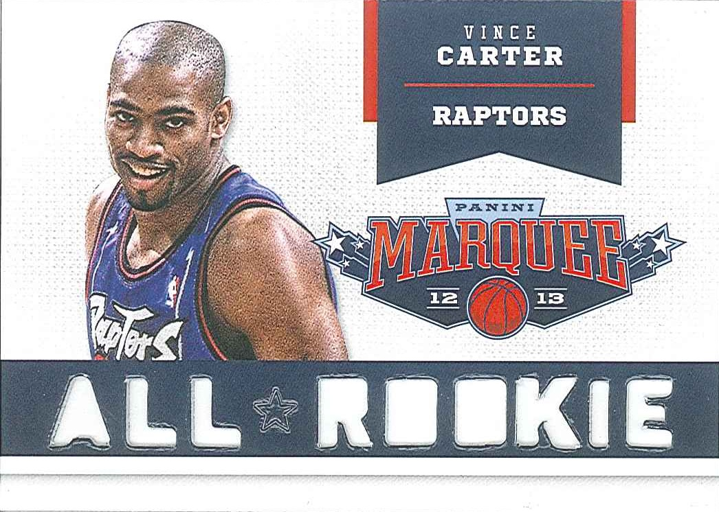 All-Rookie Team #14 Vince Carter front $3